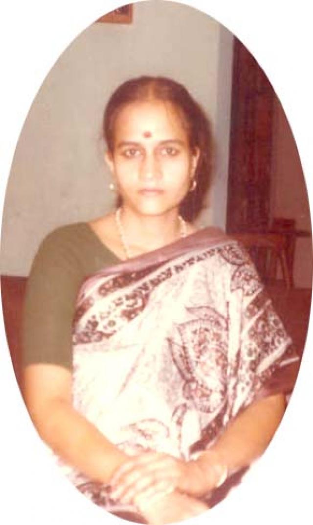 Sundaralakshmi Yaddanapudi